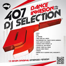 DJ Selection 407 – Dance invasion Vol. 118 (2014)