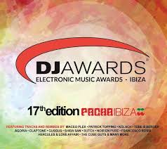 Dj Awards 2014 - Electronic Music Awards - Ibiza (17th edition)