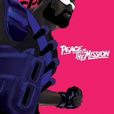 Major Lazer - Peace Is the Mission (2015)