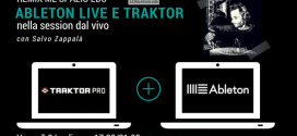 Workshop Live set con Ableton Live e Traktor (3 Luglio 2015)