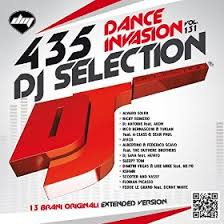 DJ Selection 435 – Dance invasion Vol. 131 (2015)
