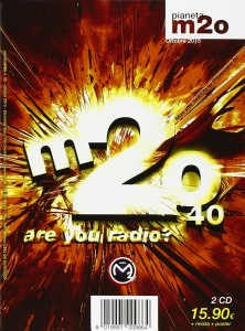 M2o Vol. 40 - Are You Radio (2015)