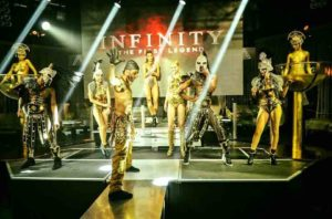 Infinity presents Mythology @ Villapapeete Milano Marittima