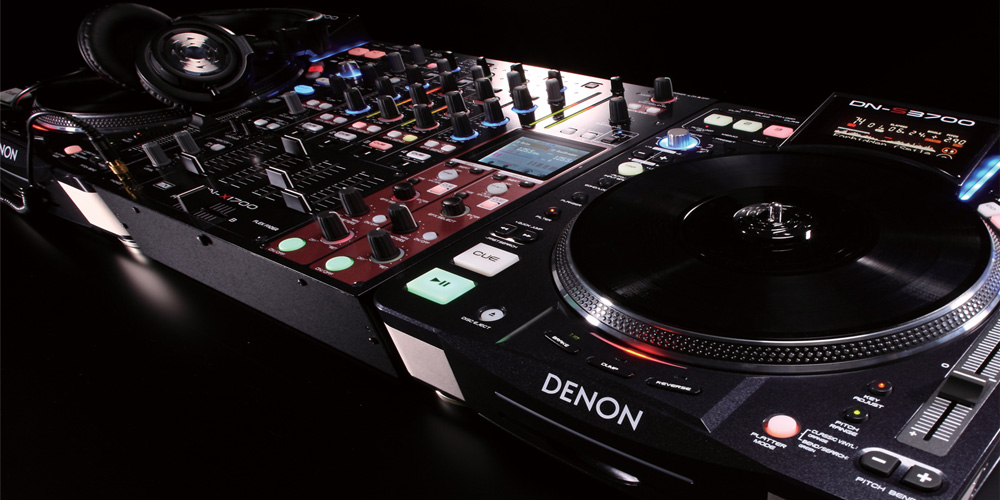 tech house denon
