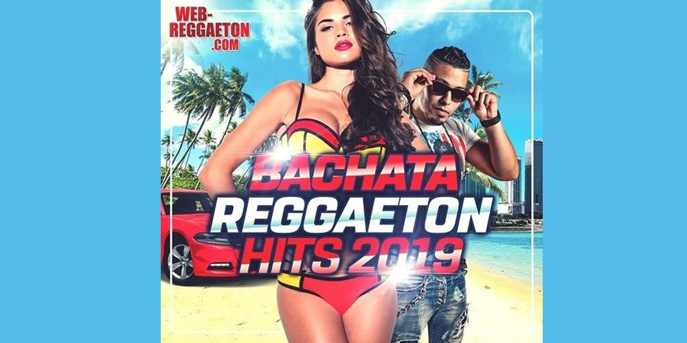 Bachata Reggaeton hits 2019 cover cd