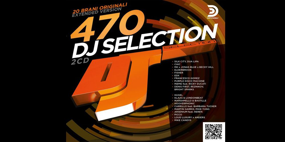 DJ Selection 470 cover