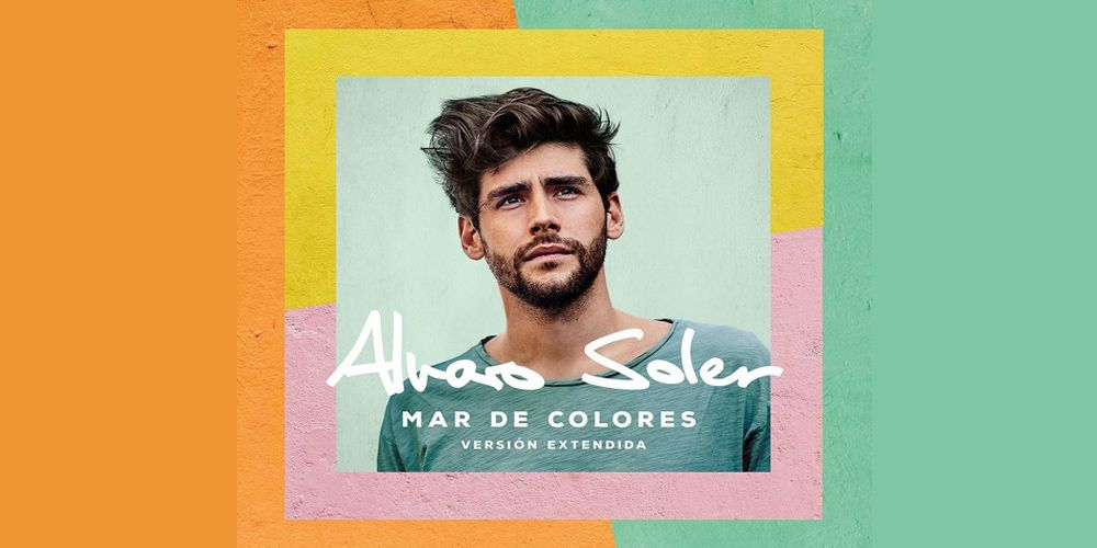 Alvaro Soler - Mar de colores (Extended Version)