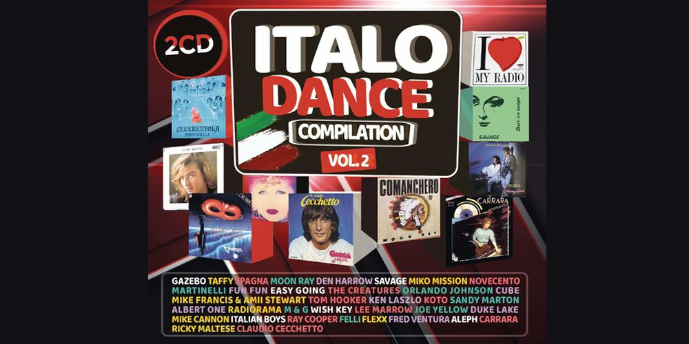 Italo Dance Mania vol.2 compilation
