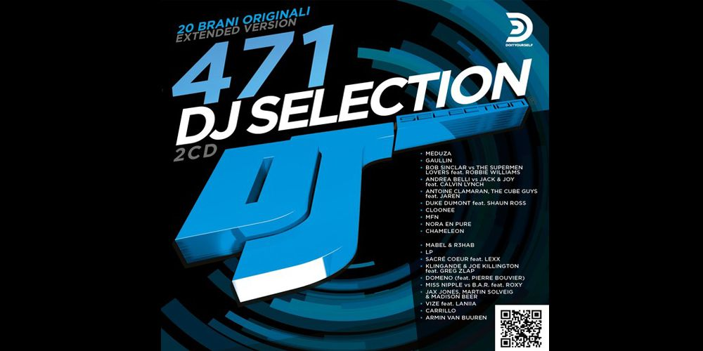 DJ Selection 471 cover