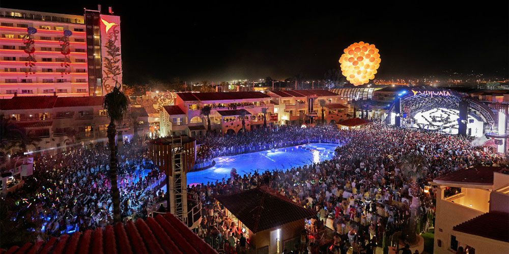 Ushuaïa Ibiza party