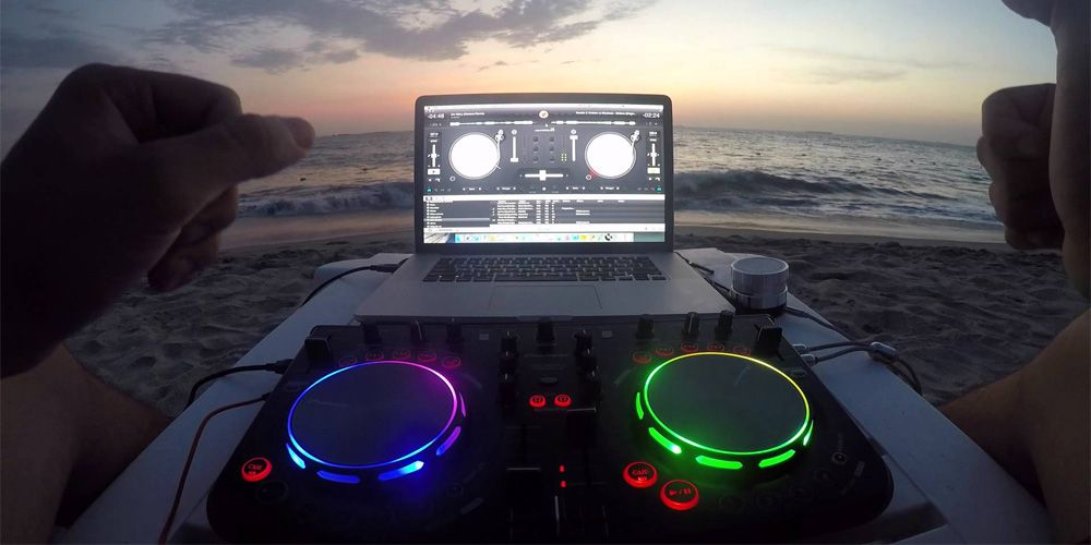 dance e house music spiaggia