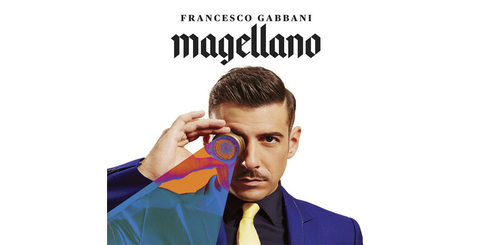Francesco Gabbani album magellano