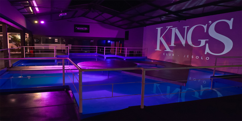 foto king's club di jesolo