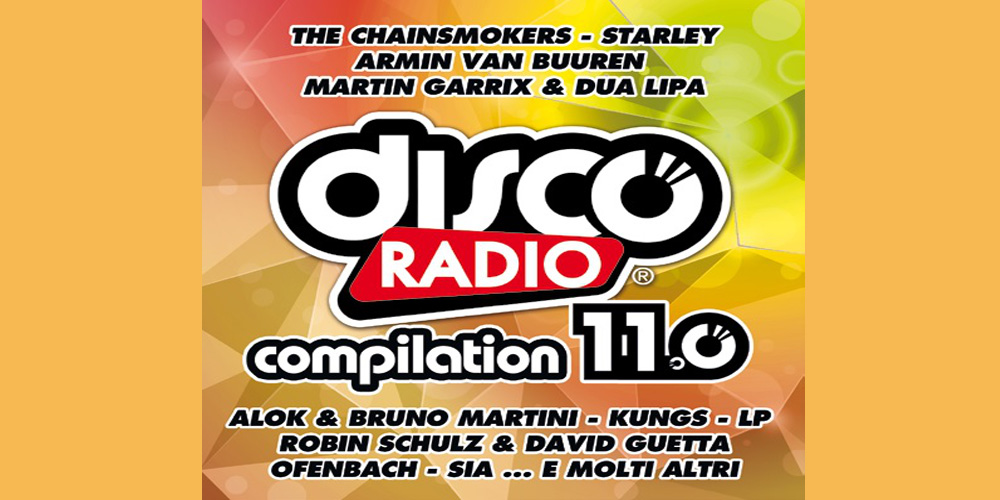 Disco Radio 11.0 cover