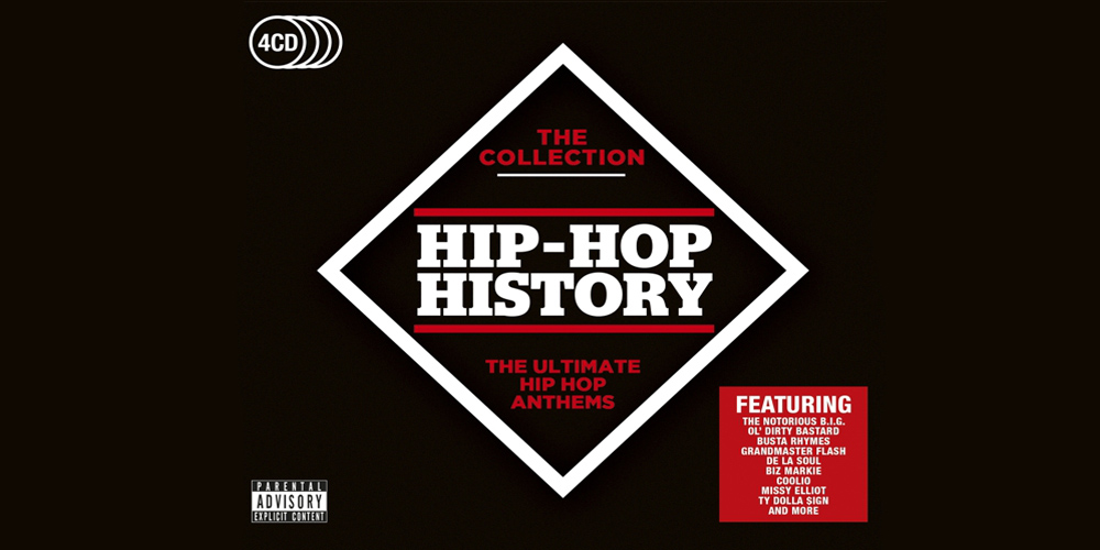 Hip Hop History - The Collection cover