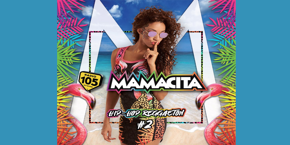 Mamacita vol. 2 - Hip Hop & Reggaeton cover