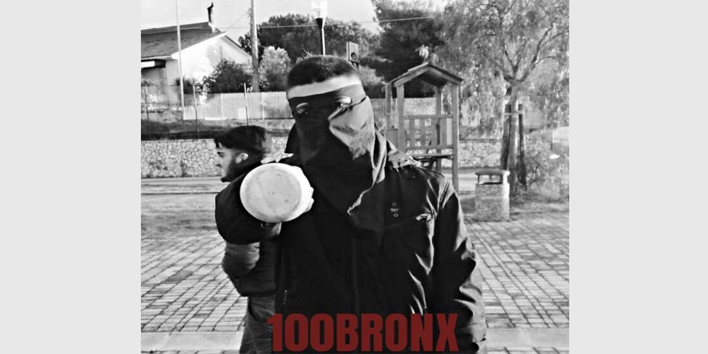 100 Bronx cover
