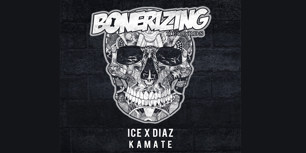 Ice x Diaz cover kamate