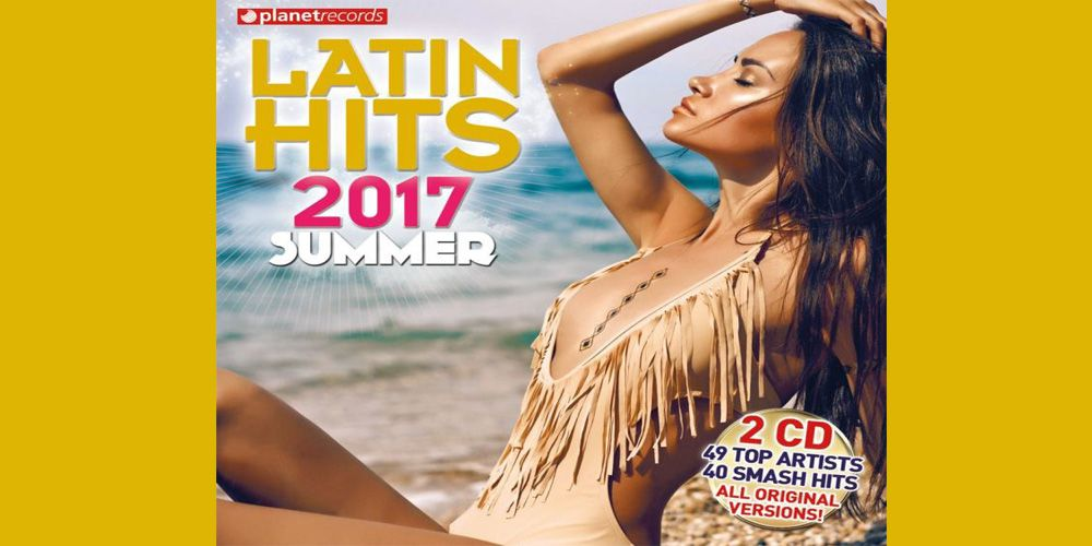 Latin Hits 2017 Summer cover
