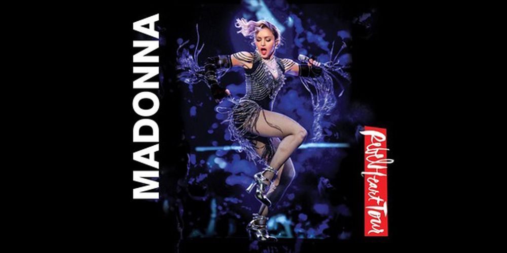 Madonna - Rebel Heart Tour cover