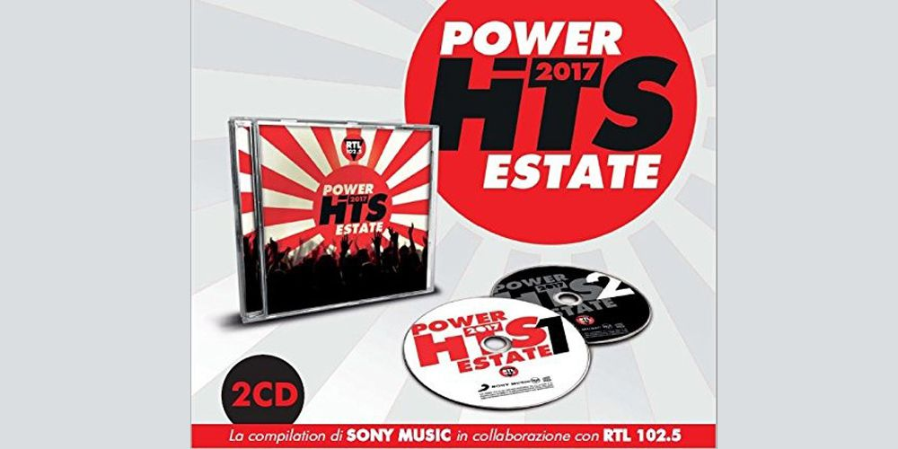 RTL 102.5 Power Hits Estate 2017 cover