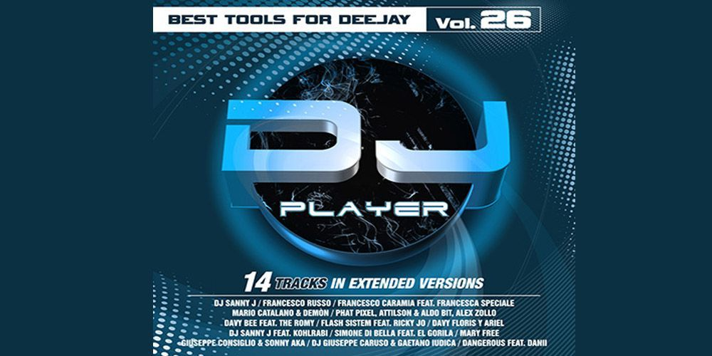 Dj Player vol. 26 cover
