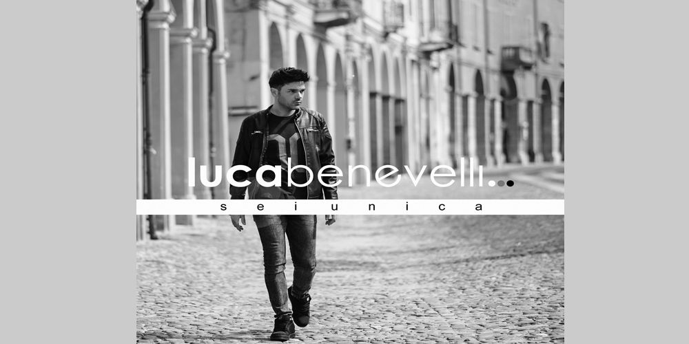 Luca Benevelli - Sei unica cover