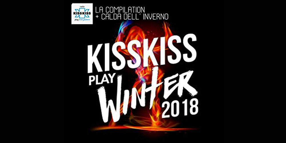 Kiss Kiss Play Winter 2018 cover