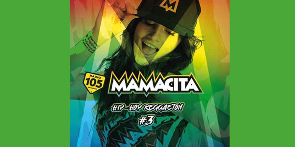 Mamacita vol 3 cover cd