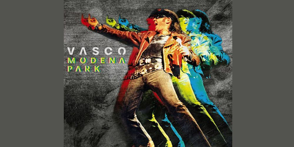 Vasco Rossi - Modena Park cover box