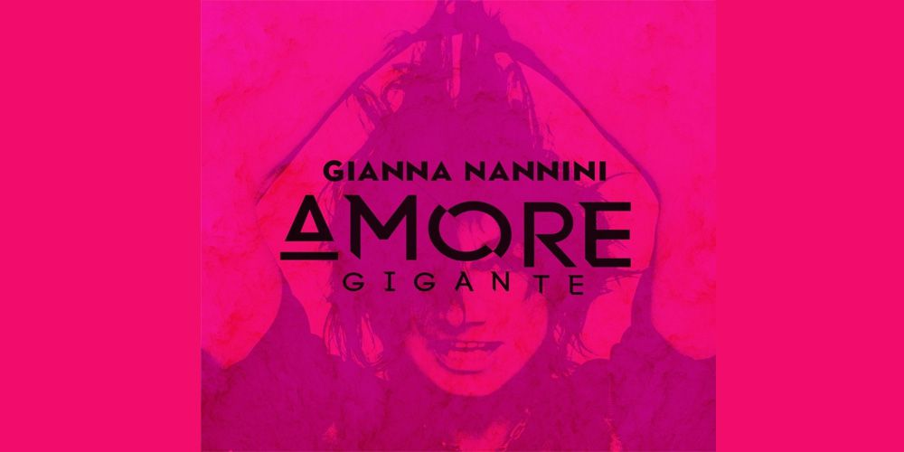 Gianna Nannini - Amore gigante cover cd