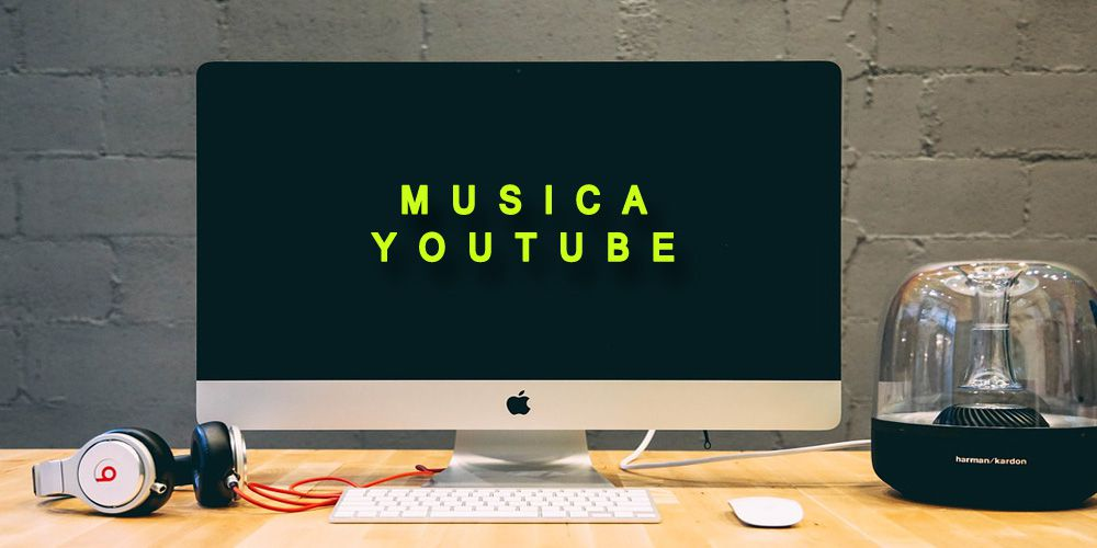 YouTube music office