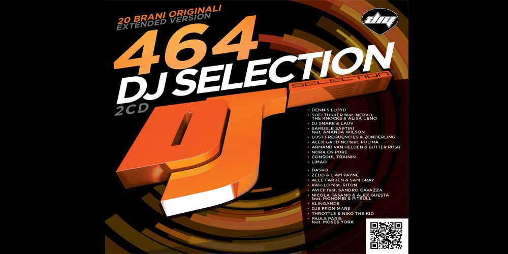 DJ Selection 464 cover