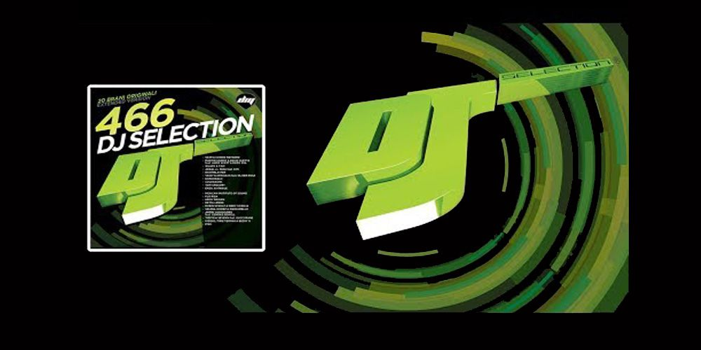 DJ Selection 466 cover