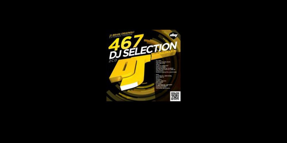 DJ Selection 467 cover cd