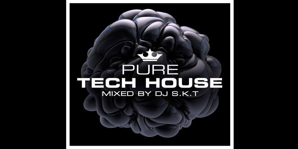 Pure Tech House cover cd