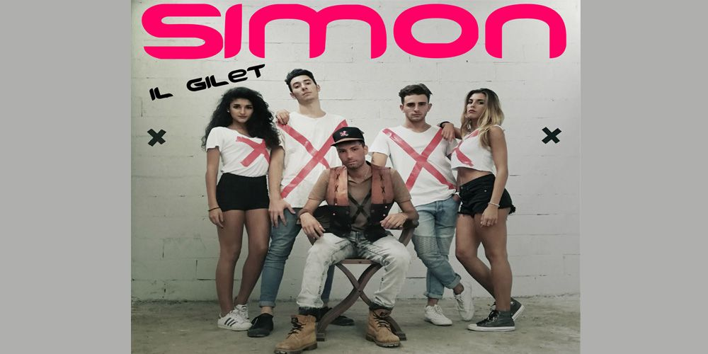 Simon Il Gilet cover
