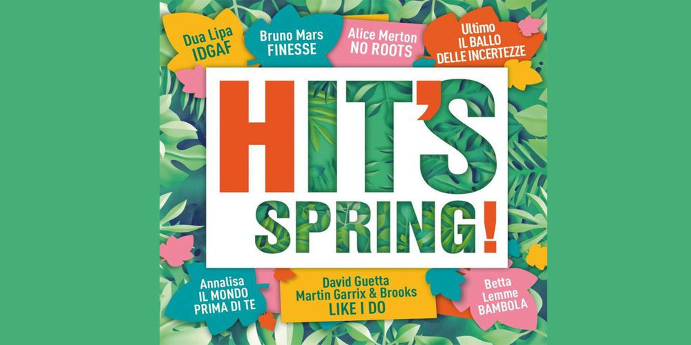 Hit's Spring! 2018 cover cd