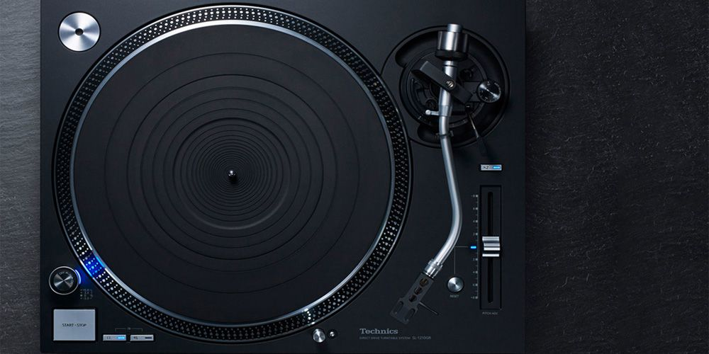 Tech house image Technics