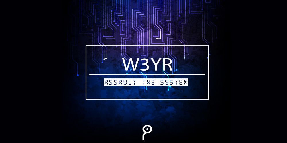 W3YR - Assault The System EP cover