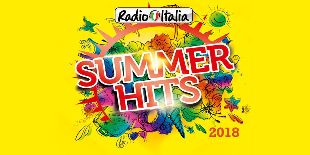 Radio Italia Summer Hits 2018 cover cd