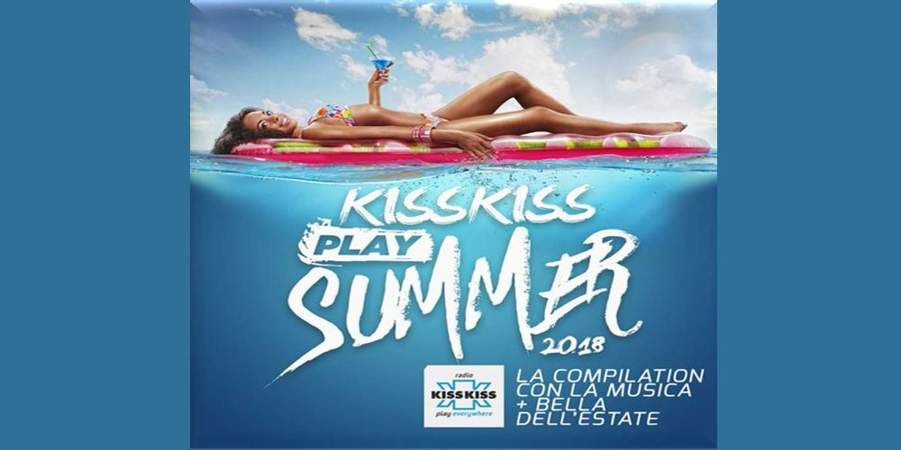 Kiss Kiss Play Summer 2018 cover cd