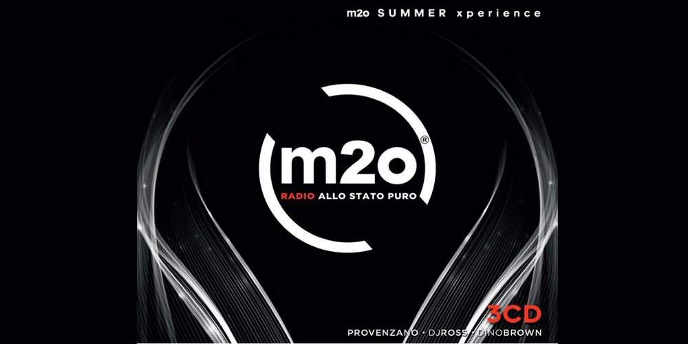 M2o Summer Xperience 2018 cover cd