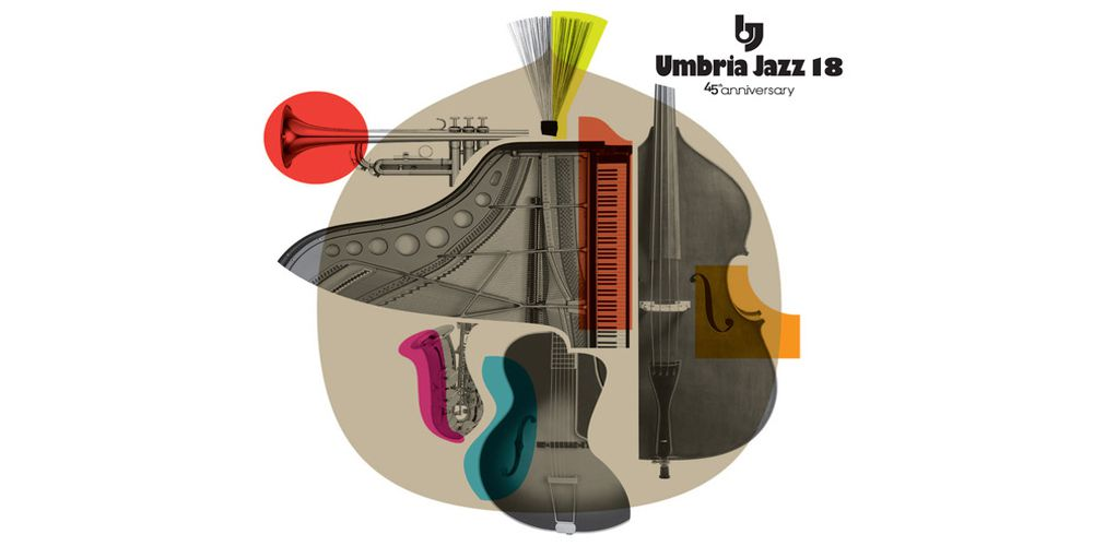Umbria Jazz 2018 cover cd