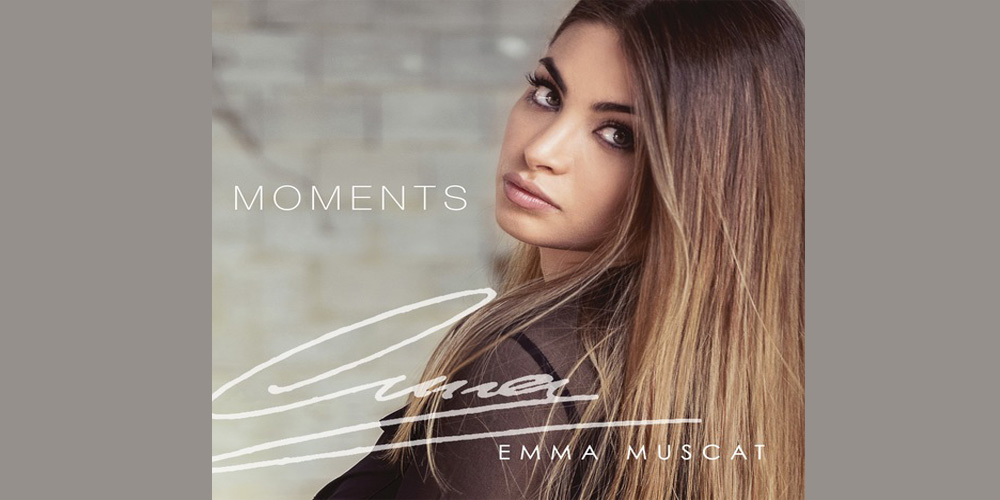Emma Muscat - Moments cover cd