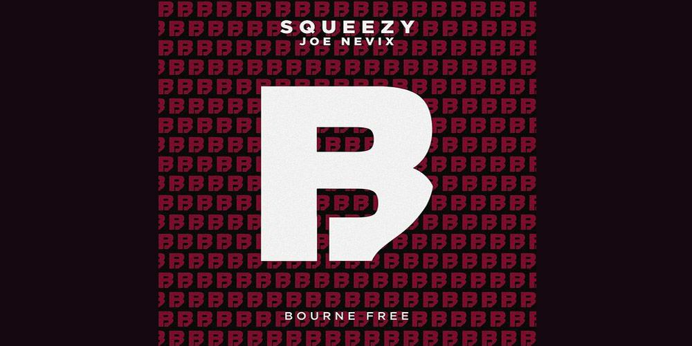 Joe Nevix - Squeezy cover