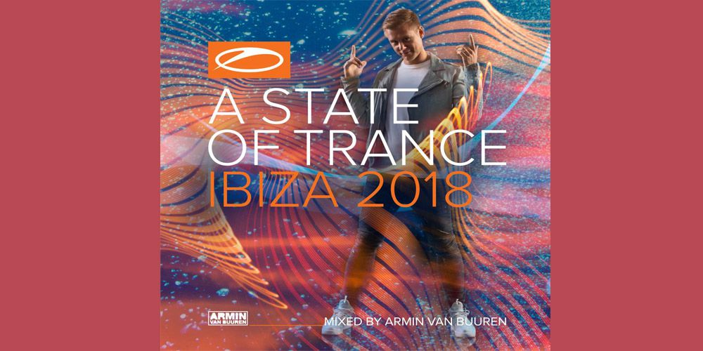 A State of Trance Ibiza 2018 cover cd