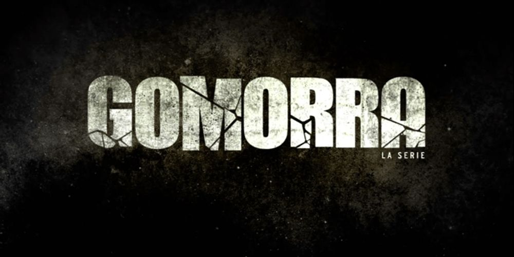 Gomorra serie tv immagine logo