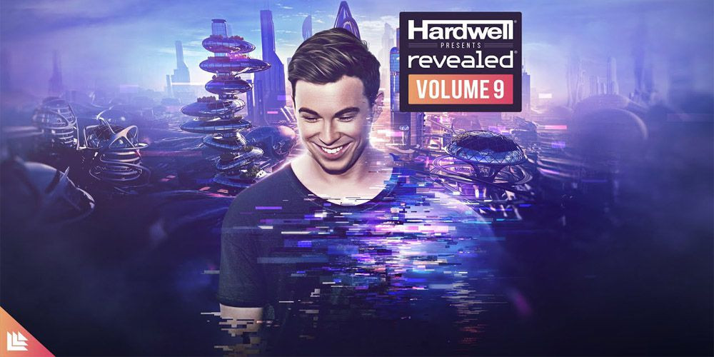Hardwell - Revealed vol. 9 cd