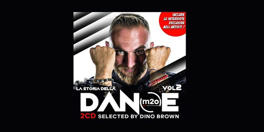 m2o - La storia della Dance vol. 2 cover cd